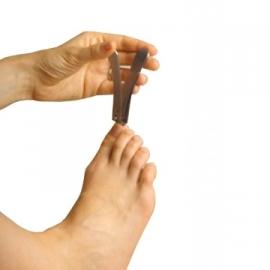 clipping nails