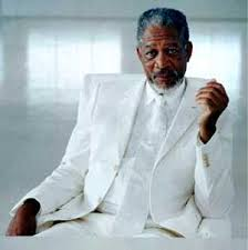 God Morgan Freeman