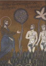 Adam, Eve and God