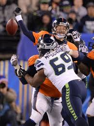 broncos being sacked