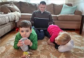 children ignore