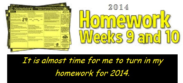2014 homework bigger with words