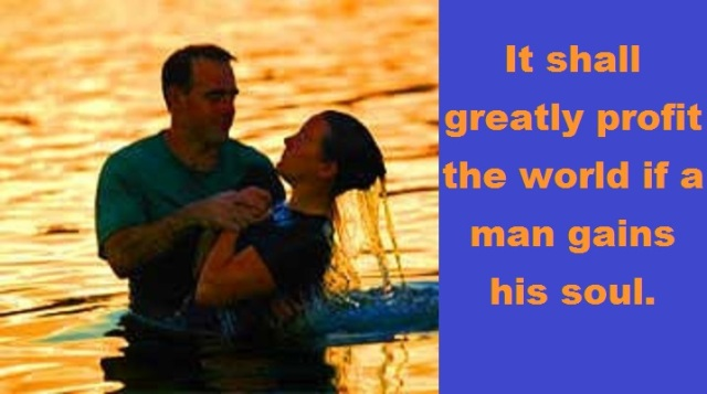 baptism 2 with words