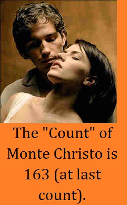 Count or Monte Cristo with words
