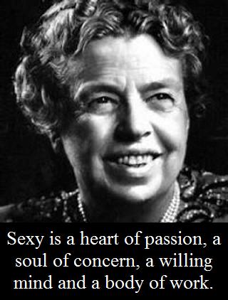 Eleanor Roosevelt sexy