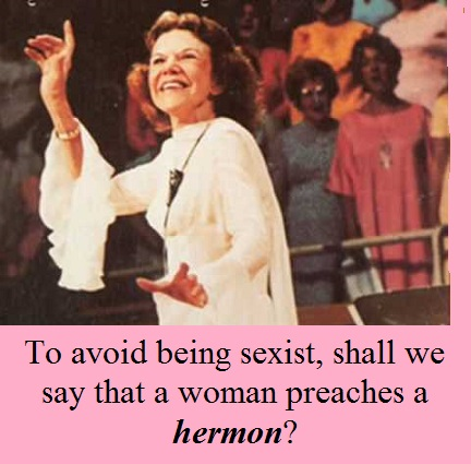 Kathryn Kuhlman with words