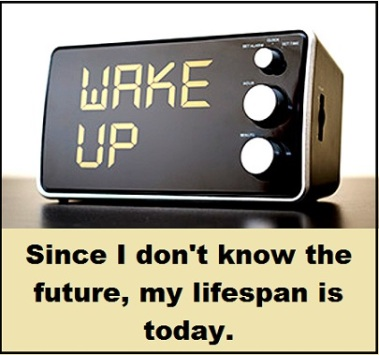 alarm clock wake up with words