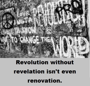 revolution with words