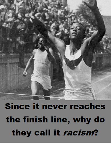 Jesse Owens with words