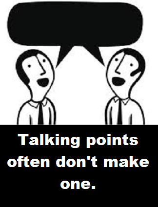 Talking Points Cropped with words