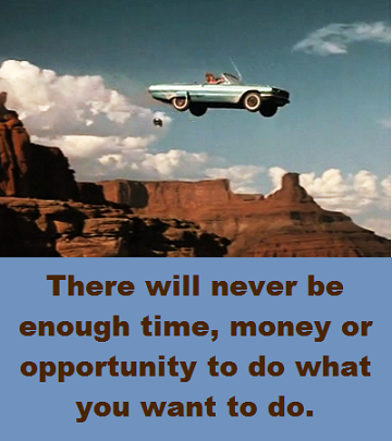 Thelma and Louise with words