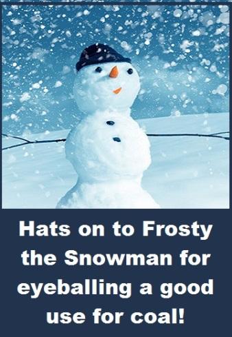 frostythe snowman