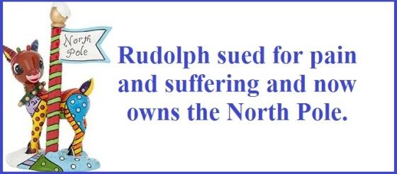 Rudolph North Pole