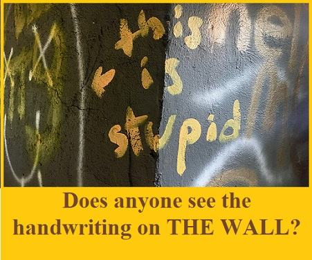 Handwriting on The Wall