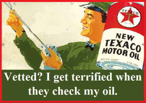Texaco oil